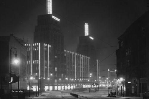 Berlin, Kaufhaus Karstadt am Hermannplatz, Fotograf unbekannt, Aufnahme 1928/1929