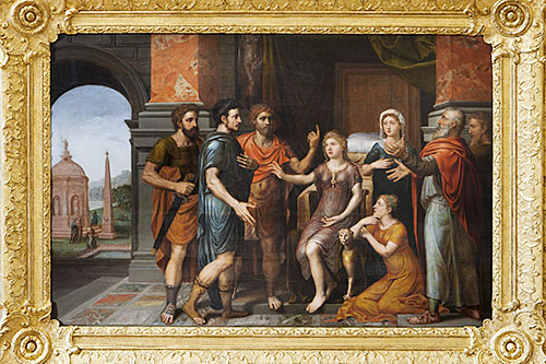 Tafelmalerei, Aquarell, Mosaik, Wand- und Deckenmalerei ...