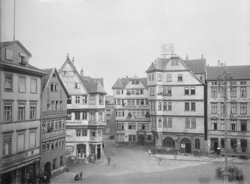 Kassel, Altmarkt. Fotograf unbekannt, Aufnahme vor 1939